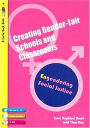 Cover of: Creating Gender-Fair Schools & Classrooms