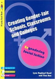 Cover of: Creating gender-fair schools and classrooms