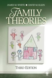 Cover of: Family Theories