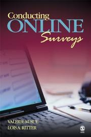 Cover of: Conducting online surveys