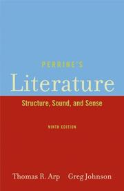Cover of: Perrine's Literature