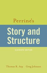 Cover of: Perrine's Story and Structure