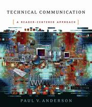 Cover of: Technical Communication