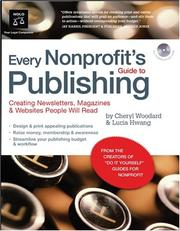 Cover of: Every Nonprofit's Guide to Publishing