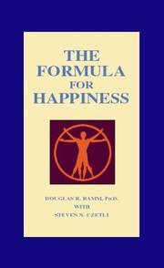 Cover of: The Formula For Happiness