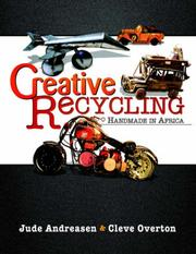 Cover of: Creative Recycling