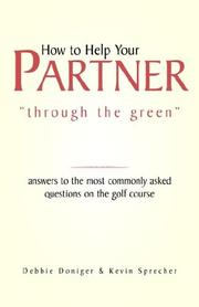 Cover of: How to Help Your Partner