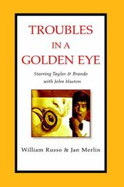 Cover of: TROUBLES IN A GOLDEN EYE
