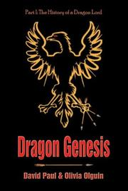 Cover of: Dragon Genesis