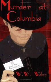 Cover of: Murder At Columbia
