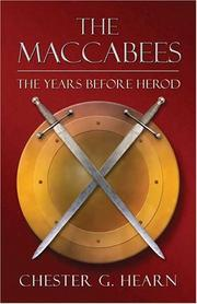 Cover of: The Maccabees