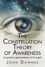 Cover of: The Constellation Theory of Awareness