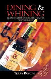 Cover of: Dining & Whining