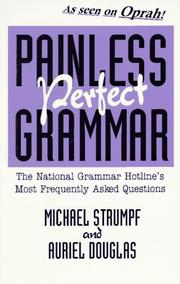 Cover of: Painless, Perfect Grammar