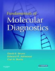 Cover of: Fundamentals of Molecular Diagnostics