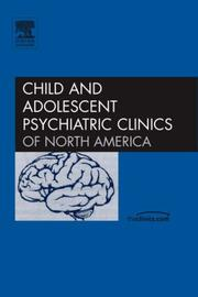 Cover of: Depression, An Issue of Child and Adolescent Psychiatry Clinics (The Clinics: Internal Medicine)