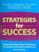 Cover of: Strategies for Success