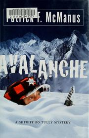Cover of: Avalanche