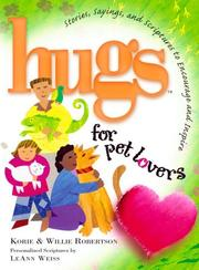 Cover of: Hugs for Pet Lovers