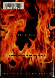 Cover of: Go to Hell