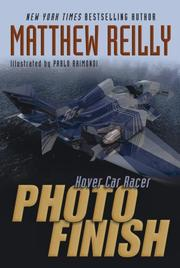 Cover of: Photo Finish (Hover Car Racer)