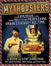 Cover of: MythBusters