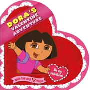 Cover of: Dora's Valentine Adventure (Dora the Explorer)