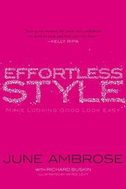 Cover of: Effortless Style