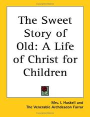 Cover of: The Sweet Story Of Old