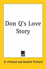 Cover of: Don Q's Love Story