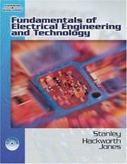 Cover of: Fundamentals of Electrical Engineering and Technology