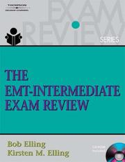 Cover of: The EMT Intermediate Exam Review (Thomson Delmar Learning's Exam Review)
