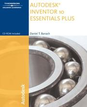 Cover of: Autodesk Inventor  10 Essentials Plus