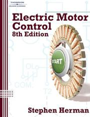 Cover of: Electric Motor Control