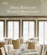 Cover of: Dining Room and Banquet Management