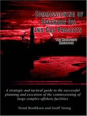 Cover of: Commissioning of Offshore Oil and Gas Projects