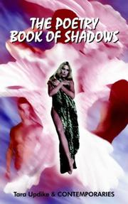 Cover of: THE POETRY BOOK OF SHADOWS