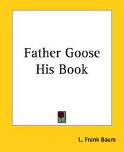 Cover of: Father Goose His Book