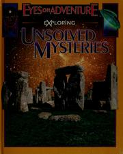 Cover of: Exploring unsolved mysteries