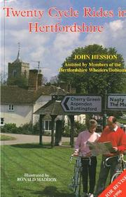 Cover of: Twenty Cycle Rides in Hertfordshire