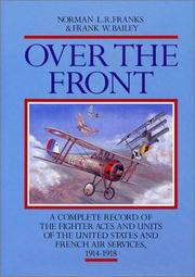 Cover of: Over the Front