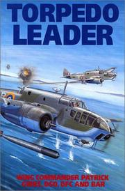 Cover of: Torpedo Leader (Grub Street Aviation Classics)