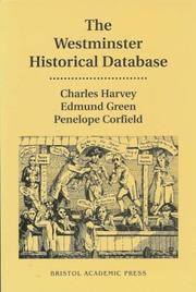 Cover of: Westminster Historical Database