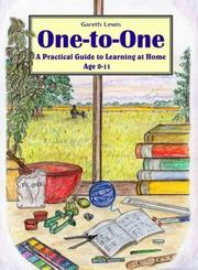 Cover of: One-to-one