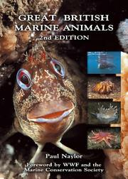 Cover of: Great British Marine Animals