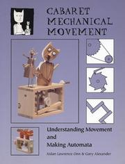 Cover of: Cabaret Mechanical Movement