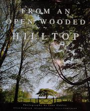Cover of: From an Open Wooded Hilltop