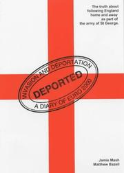 Cover of: Invasion and Deportation