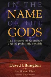 Cover of: In the Name of the Gods