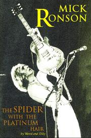 Cover of: Mick Ronson